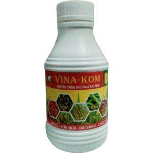 VINA-KOM Qa Lúa, rau màu (500ml)