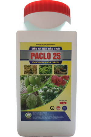 PACLO 20 (paclobutrazol 20% C.A.T – Lúa…